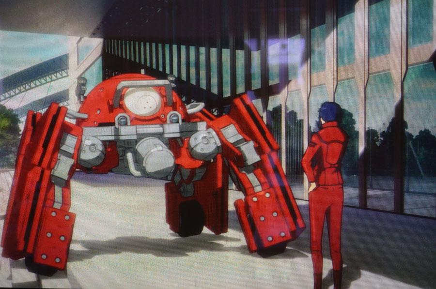 攻殻機動隊ARISE02
